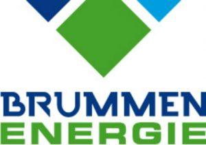Logo BrummenEnergie Cooperatie Hoom