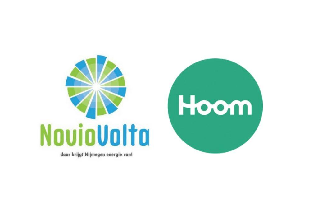 NovioVolta sluit aan bij Hoom