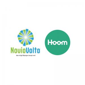 Logo NoviaVolta Hoom