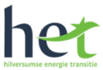 Logo Hilversumse Energie Transitie