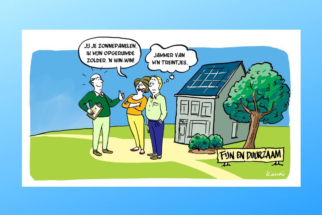 Duurzaamheid zelden hoofdreden voor energiebesparende maatregelen